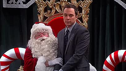 Big bang theory - Merry Christmas