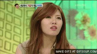 hyuna annoyed GIFs