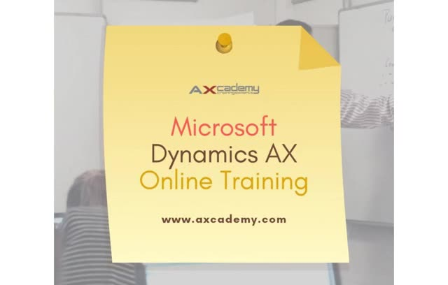 Watch and share Microsoft Dynamics AX Online Training - GIFs by AXcademy on Gfycat