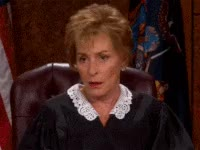 Watch and share Judge Judy GIFs on Gfycat