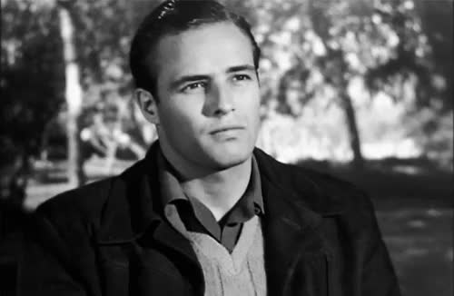 Watch and share Marlon Brando GIFs on Gfycat