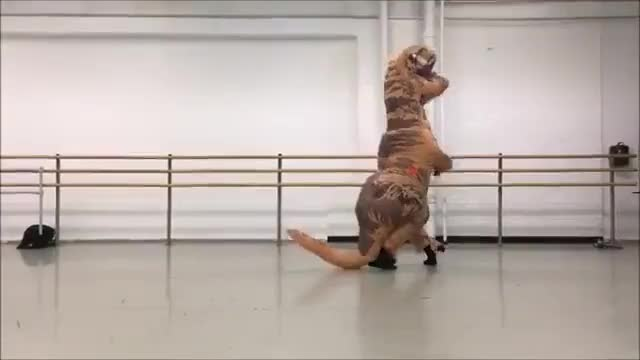 Watch and share Tyrannosaurus Rex GIFs and Dinosaur GIFs on Gfycat