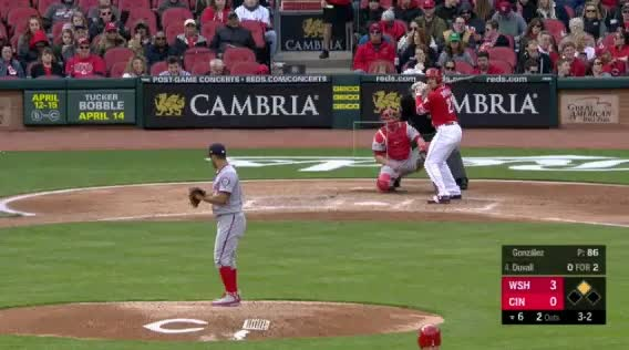 Watch harper2 GIF by @jsulliv6 on Gfycat. Discover more Cincinnati Reds, baseball GIFs on Gfycat