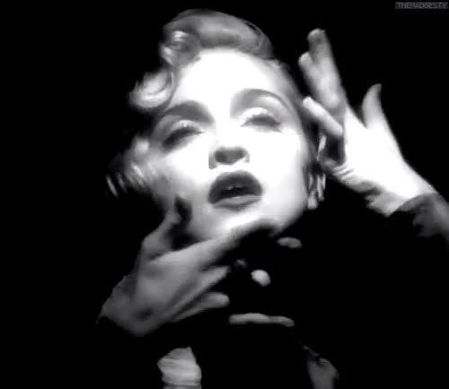 Watch vogue madonna GIF on Gfycat. Discover more related GIFs on Gfycat
