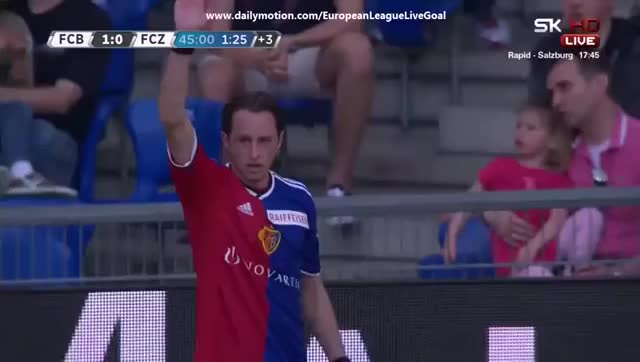 Watch and share Fcbasel GIFs and Soccer GIFs by fantasymlshelper on Gfycat