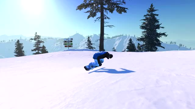 Watch and share The Snowboard Game GIFs and Steam GIFs by Space on Gfycat