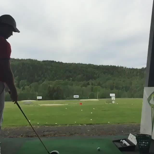 HighlightGIFS, highlightgifs, Crazy Trick Golf Shot (reddit) GIFs
