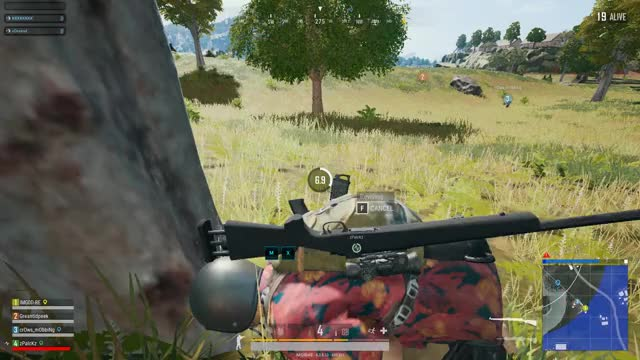 Watch Check out my video! PUBG | Captured by Overwolf GIF by Overwolf (@overwolf) on Gfycat. Discover more Gaming, Knockedout, Overwolf, PUBG, Top 10 GIFs on Gfycat