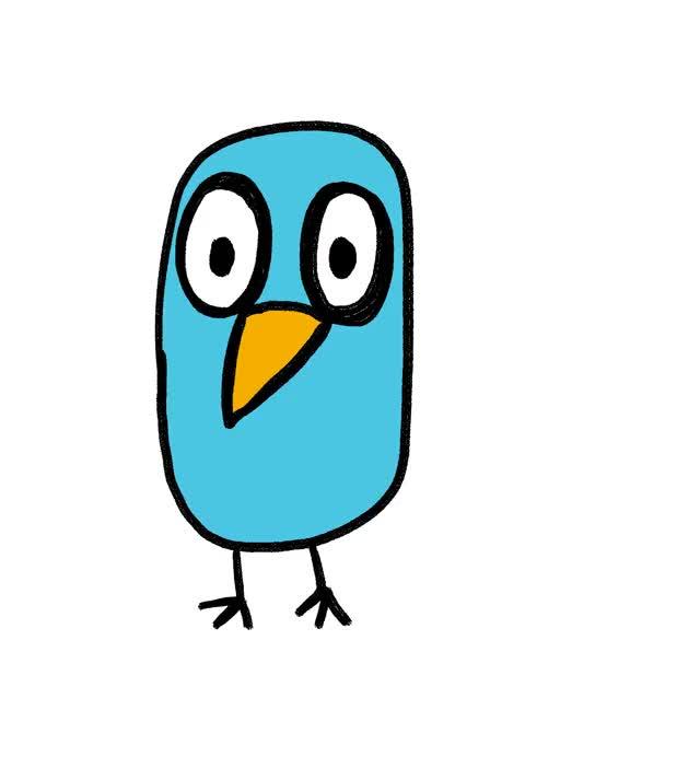 Watch and share Fart Bird - Chris Piascik GIFs on Gfycat