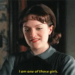 Watch and share Elisabeth Moss GIFs and Peggy Olson GIFs on Gfycat