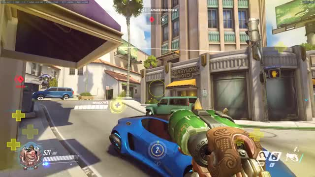 Watch and share Overwatch GIFs and Roadhog GIFs by mousecatter on Gfycat