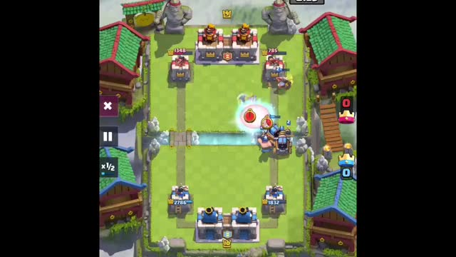 Watch Clash Royale stuff GIF on Gfycat. Discover more Bug, Clash, Clashroyale, Error, Glitch, Royale, Sparky, Zap GIFs on Gfycat