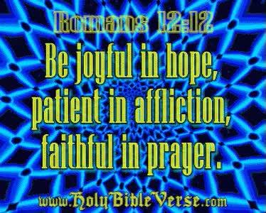 Watch and share Romans Joy Faith Pray Holy Bible Verse GIFs on Gfycat