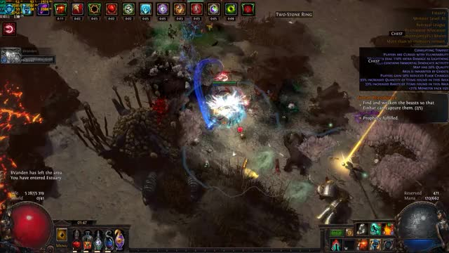 Watch and share Pathofexile GIFs by omistelija on Gfycat