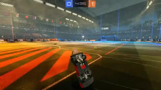 Watch and share Rocket League GIFs by rizzu7 on Gfycat
