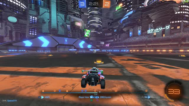 Watch and share Rocket League 2020.05.09 - 07.34.30.01 GIFs by kyuren! on Gfycat