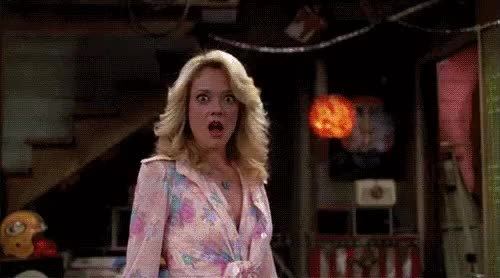 70's show, shocked, surprised,  GIFs