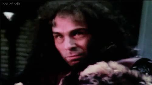 Watch and share Ronnie James Dio GIFs and Holy Diver GIFs on Gfycat