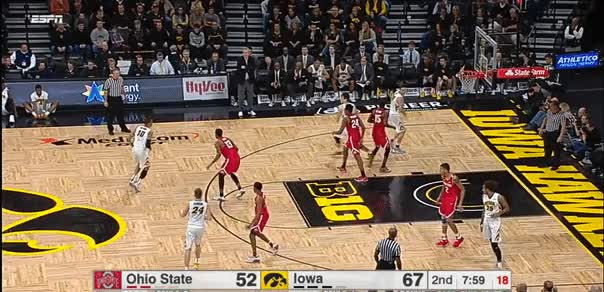 Watch Iowa Mismatch GIF by @bigtengeeks on Gfycat. Discover more related GIFs on Gfycat