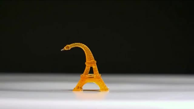 Watch and share 4D Printed Structures Remember Shape GIFs on Gfycat