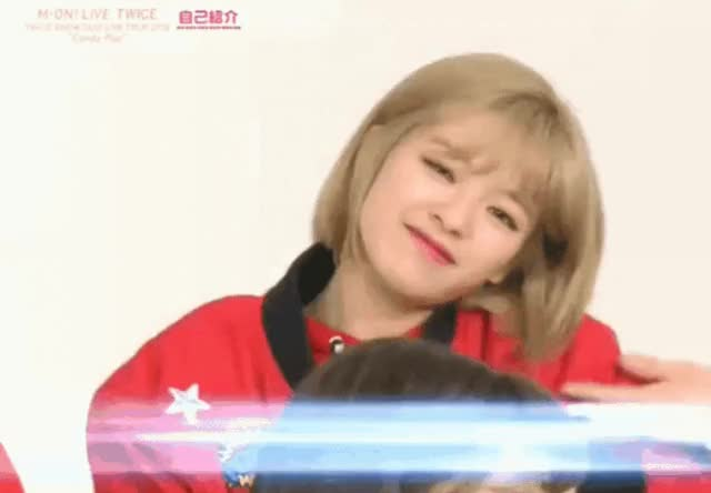 Watch and share Jeongyeon GIFs and Twice GIFs by Ant1Hero on Gfycat
