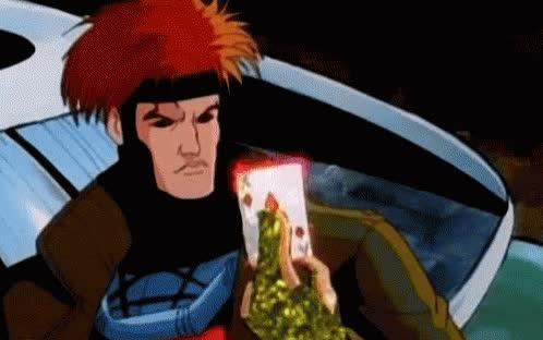 Gambit Xmen GIFs