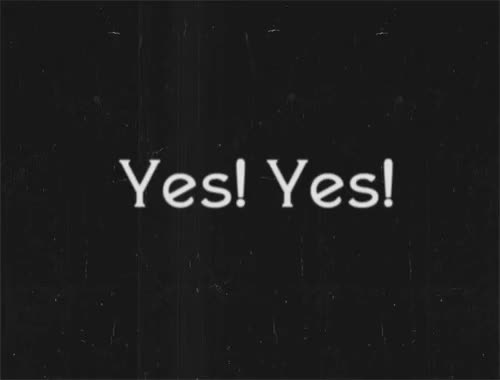 Watch this yes GIF by The GIF Smith (@sannahparker) on Gfycat. Discover more absolutely, approval, hoppip, yes, yes yes yes GIFs on Gfycat