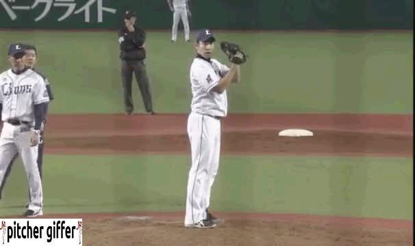 MLB, Mariners, NPB, Yusei Kikuchi, baseball, sports, YUSEI KIKUCHI pitch mechanics GIFs