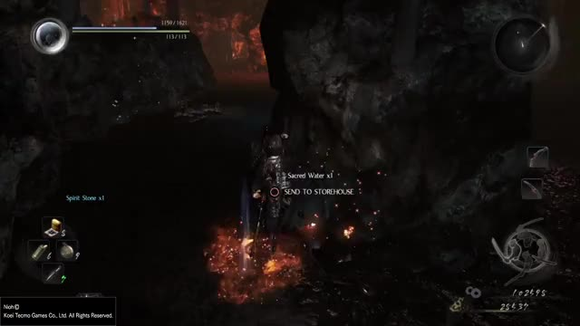 Watch Playing Dead GIF on Gfycat. Discover more Nioh, ps4share, sony interactive entertainment GIFs on Gfycat