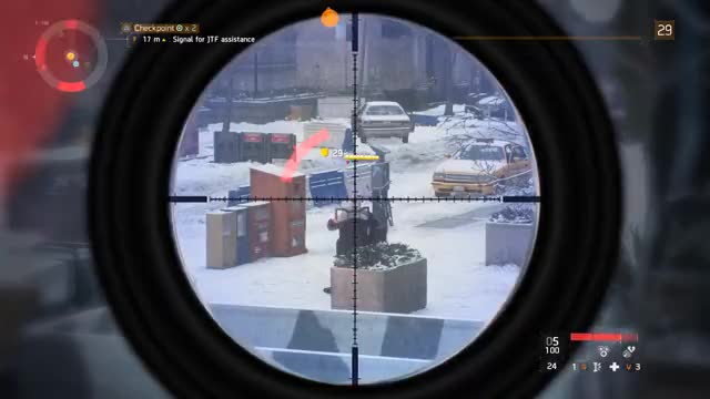 Watch and share Thedivision GIFs by zsauce on Gfycat