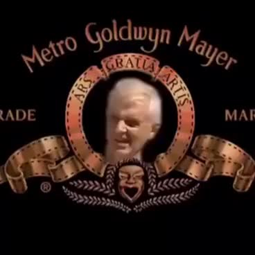 Watch and share Metro Goldwyn Mayer Barking Dog Man GIFs on Gfycat