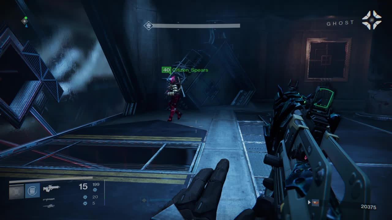 DestinyTheGame, Lightning Grenades OP GIFs