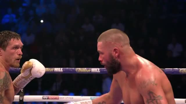 Watch Usyk Brutal Ko bellew GIF on Gfycat. Discover more Usyk, усик GIFs on Gfycat