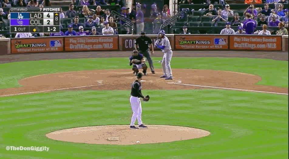 baseball, coloradorockies,  GIFs