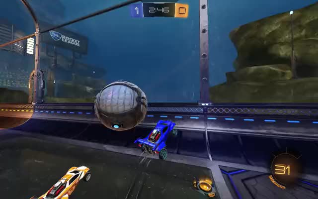 Watch spinny boi coming through! GIF by Fnordy (@fnordy) on Gfycat. Discover more RocketLeague GIFs on Gfycat