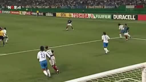 Watch and share Jared Borgetti Mexico Vs Italy 1-0 First Round World Cup 2002 Dutch Commentary GIFs on Gfycat