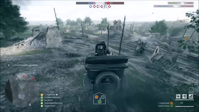 Watch 'ACCIDENT' GIF by 1_HighDuke (@1highduke) on Gfycat. Discover more battlefield1, bf1 GIFs on Gfycat