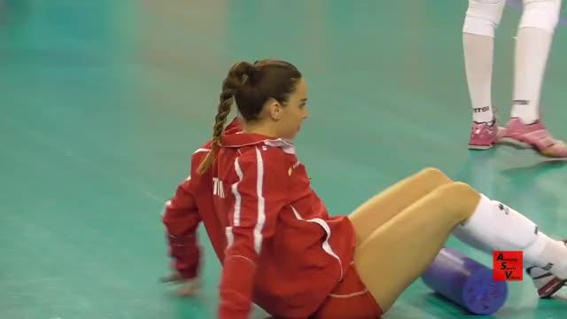 Women s volleyball team geilen porno