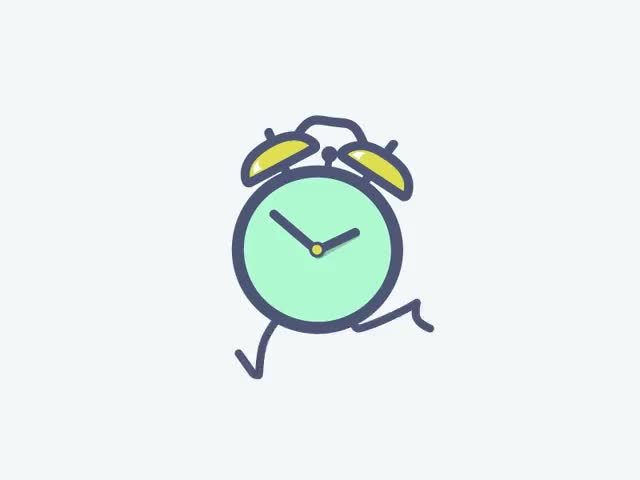 Watch and share Clock GIFs and Time GIFs by timekeeper on Gfycat