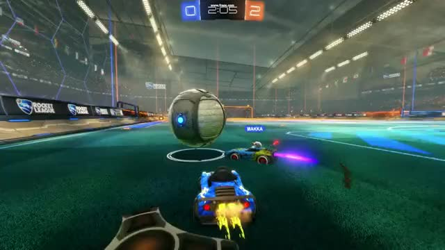 Watch Passes GIF by Pain Russ (@painintheruss) on Gfycat. Discover more Makka, PainInTheRuss, RocketLeague GIFs on Gfycat