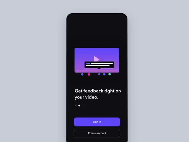 Watch and share Wlecome-dribbble GIFs on Gfycat