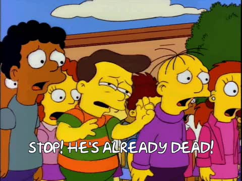 Watch Re: The Frinkiac - Simpsons quote/screenshot generator GIF on Gfycat. Discover more related GIFs on Gfycat