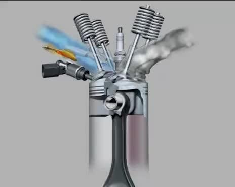 Watch and share Injeção Eletrônica Direta De Combustível FSI GIFs on Gfycat