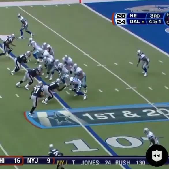 Watch and share 8 Marion Barber Run GIFs by Dan Rogers on Gfycat