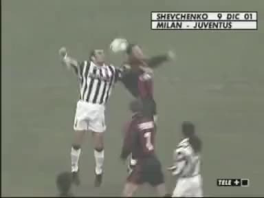 Watch and share Shevchenko GIFs and Juventus GIFs on Gfycat