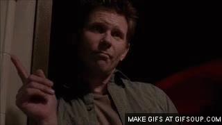 Watch Supernatural Lucifer Intimidates Crowley inside Castiel's Vessel GIF on Gfycat. Discover more mark pellegrino GIFs on Gfycat