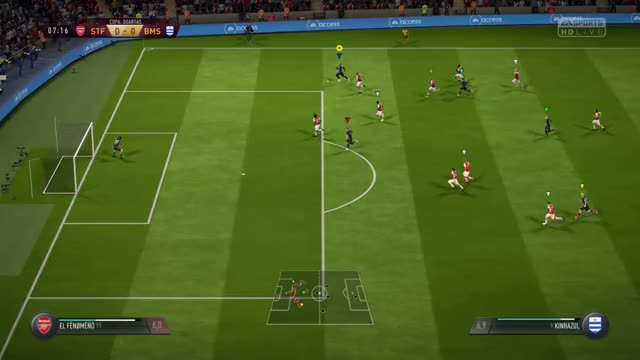 Watch this GIF by Xbox DVR (@xboxdvr) on Gfycat. Discover more FIFA18, Kinhazul, fifa, xbox, xbox dvr, xbox one GIFs on Gfycat