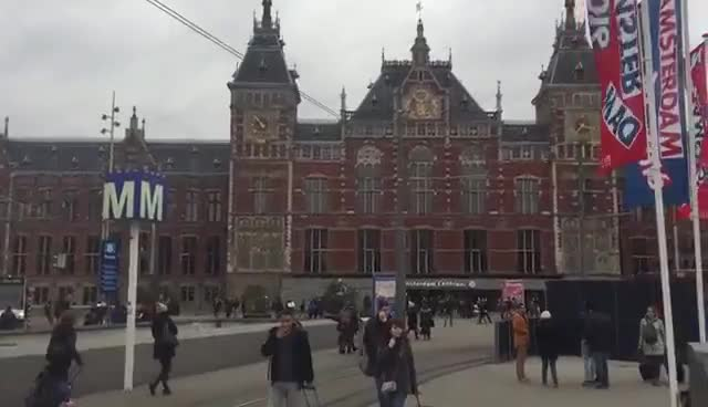 The Beauty of Amsterdam Netherlands GIFs