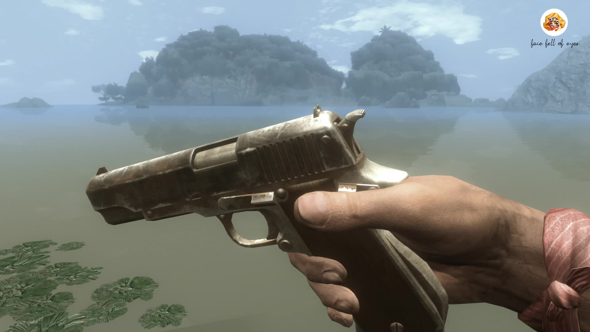 aesthetics, farcry, farcry2, first person shooter, fps, videogames, Star .45 from Far Cry 2 - An Alternative to Classic GIFs