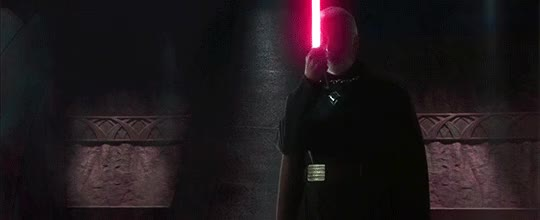 Watch and share Count Dooku GIFs on Gfycat